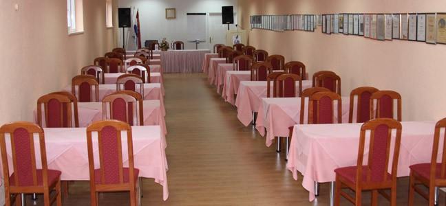 Salle de congrès Neretva