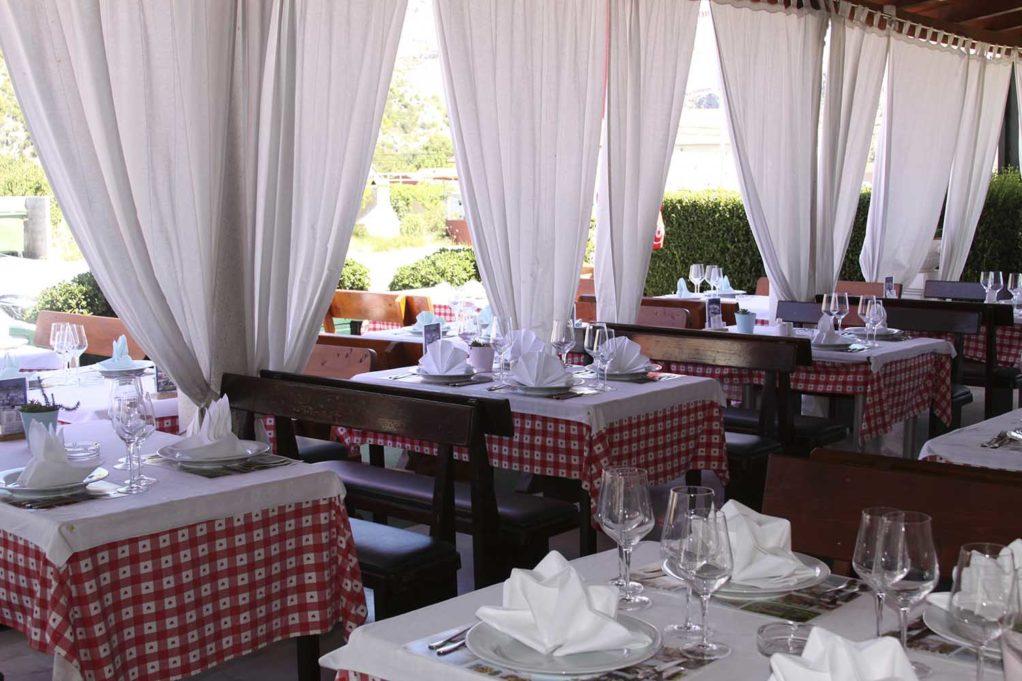 Hotel Restaurant Turizam Villa Neretva - Terasa-1