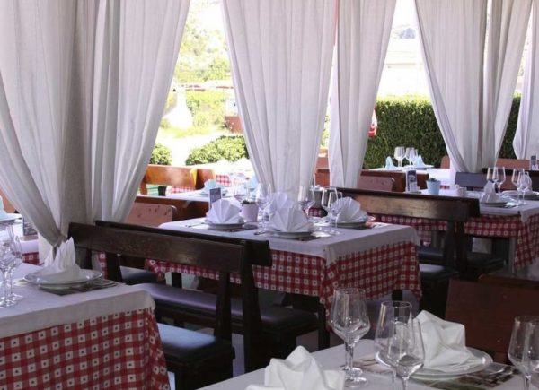 Hotel Restaurant Turizam Villa Neretva - Terasa